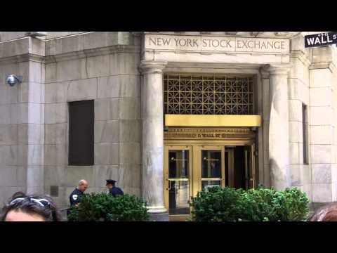 Wall Street, World Trade Center