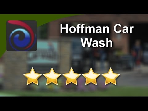 Hoffman Car Wash Albany, NY Superb - 5 Star Review by Anthony L.