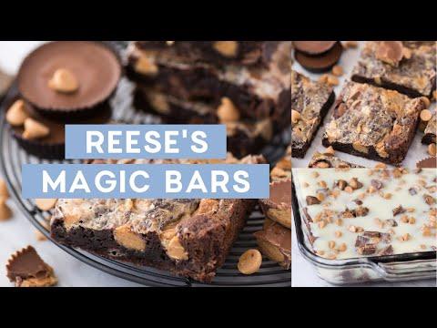 Reese's Magic Bars