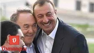 Nazarbayev getdi, amma uzaga yox!