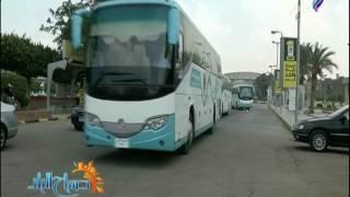 """فيديو..وزير قطاع الاعمال: شراء اتوبيسات جديدة  للنقل العام تحتوي على """"بوفيه وشاشات عرض"""""""