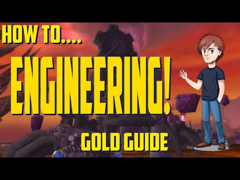 How To Make Gold With Engineering!! | WoW Gold Guide