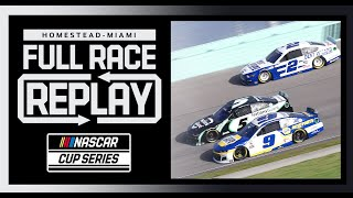 Dixie Vodka 400 at Homestead Miami Speedway |  NASCAR Cup Series Full Race Replay