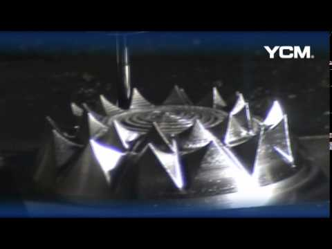 YCM NXV1020AM 車燈Cutting Demonstration