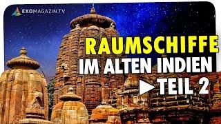 RAUMSCHIFFE IM ALTEN INDIEN - Teil 2   ExoMagazin
