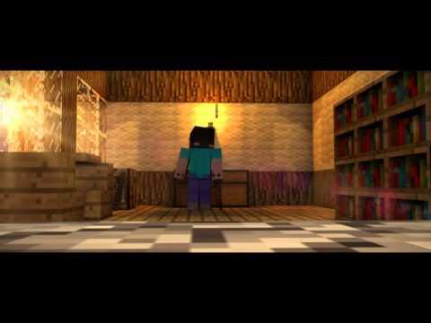 Minecraft Parody Of Usher's DJ Got Us Fallin' In Love