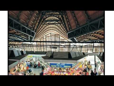 Arch 114 Precedent 2: Santa Caterina Market