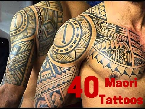 40 Powerful Maori Tattoos