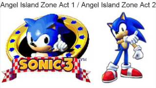 SSBB Originals - Angel Island Zone