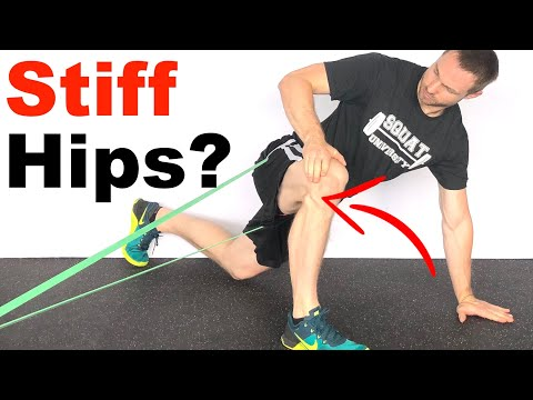 Hip Mobility for a PERFECT Squat