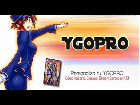 Skin YGOPro Sleeves,Covers,Pics,Themes y Cartas Anime (Yugioh cards into  anime style) 2016