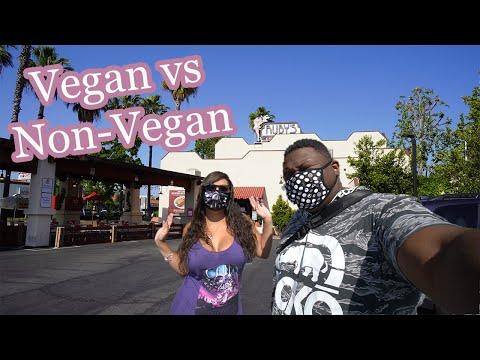 Ruby's Diner | Vegan & non-vegan food review | Anaheim, CA