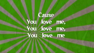 """""""Because You Love Me"""" by PPH Kids Music"""