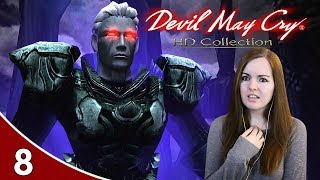 Albert Wesker??? - Devil May Cry HD Collection Gameplay Walkthrough Part 8