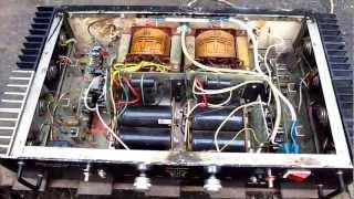 Підсилювач потужності РОЗУМ 100/120 ВС-П,стерео