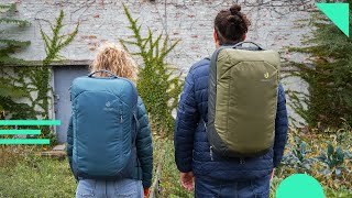 Deuter AVIANT Carry On Pro 36 Review | Men's & Women's Fit Travel Backpack