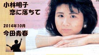 恋におちて【小林明子】Fall in Love ~Akiko Kobayashiソロギターが好きでゴワス