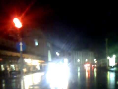 La Vie En Rhodes - night