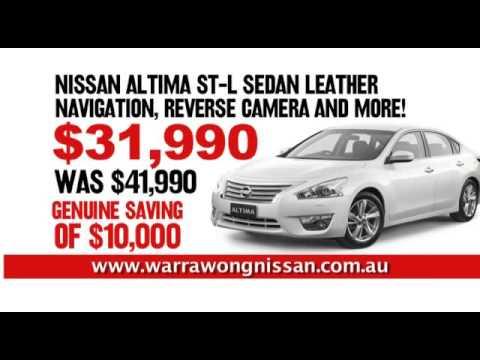 Warrawong Nissan & Suzuki Demolition Sale ad 1 - YouTube