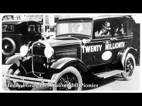 Henry Ford - Automobil-Pionier und Auto-Tycoon [HD][DOKU]