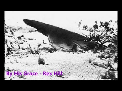 By His Grace  Rex Hill