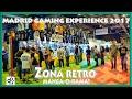 MADRID GAMING EXPERIENCE 2017 - ZONA RETRO -