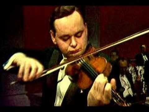 Michael Rabin - Wieniawski Concerto No.2 Part 2
