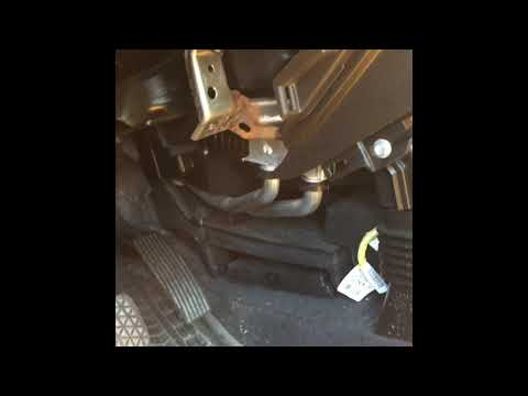 2011 Chevy Cruze 1.4L Heater Core Replacement