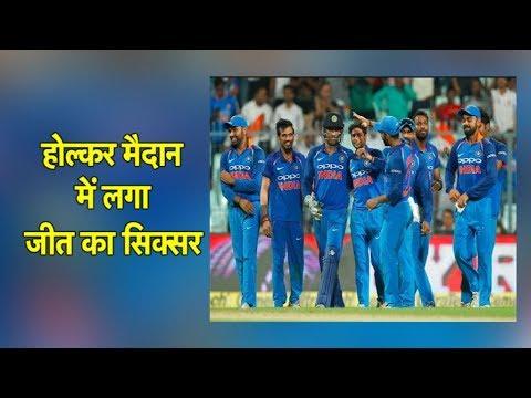 India's Six Sixes at Holkar Stadium | Sports Tak