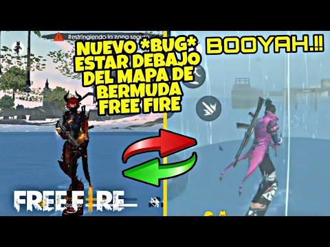Mapa Debajo NuevobugEstar BermudaBooyahFree Fire Del dxoQBWrCe