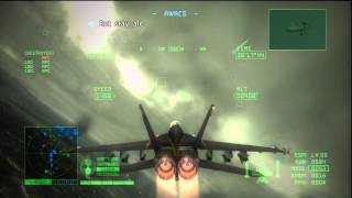 """Ace Combat 6: Remixed & Remastered - Mission 6 """"Siege on Silvat"""""""