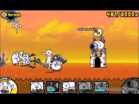 The Battle Cats Hip Hop Cat Titan Gat Youtube