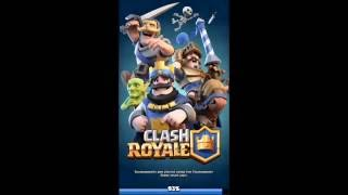 Clash Royale Gameplay - Connection Error
