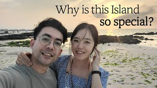 What's so special about this Island?