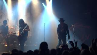 Lost Boys - The 69 Eyes live @ Tavastia, 06.09.2014: 25 Years of Rock