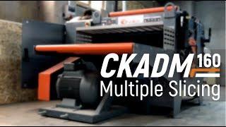 Çift Kenar Alma ve Dilimleme - CKADM 160 | FORM