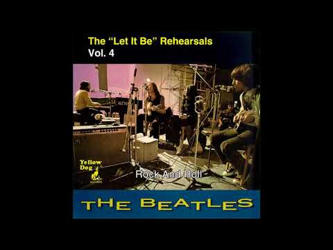 The Beatles - Medley 2 (Get Back Sessions)