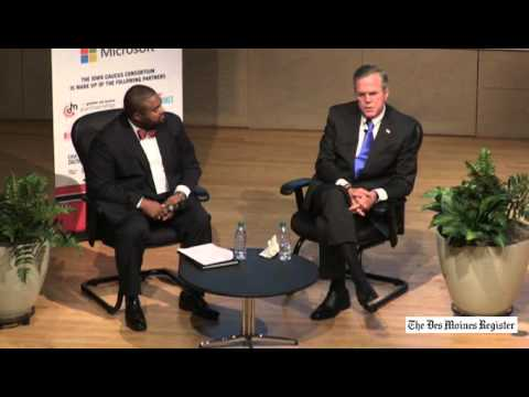 Jeb Bush Opposes Reauthorizing The Voting Rights Act 'As Is'