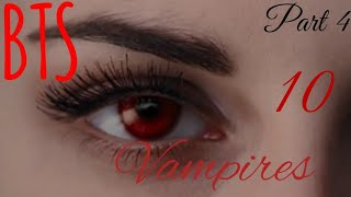 {BTS} FF VAMPIRES EP10PT4/4 [END OF SEASON 1 ](TAEHYUNG/V)