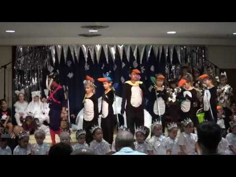 Seven Little Penguins - A Ks1 and Year 3 Production