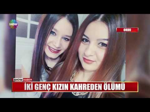 İki genç kızın kahreden ölümü