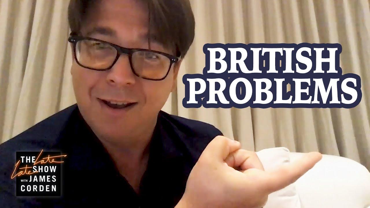 Michael McIntyre Solves r/BritishProblems