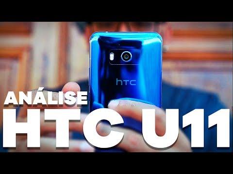 QUE CÂMERA, QUE ÁUDIO, QUE LINDO - Review HTC U11.