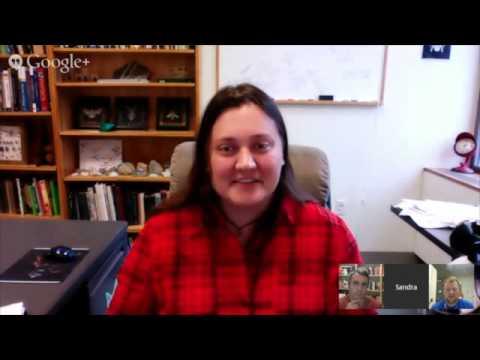 Breaking Bio 69 - Getting semi-social with Dr. Sandra Rehan!