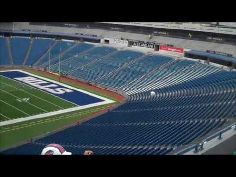 Buffalo Bills Ralph Wilson Stadium Renovations Preview