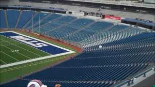 Buffalo Bills Ralph Wilson Stadium Renovations Preview