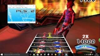 Configurar Pcsx2 Para Guitar Hero 3
