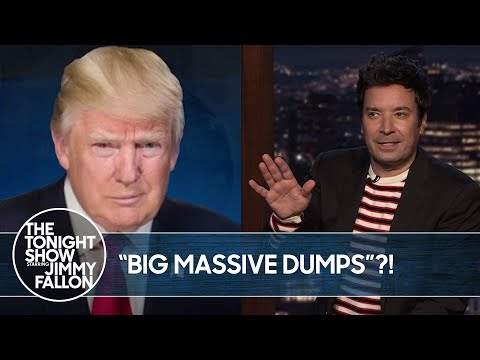 Trump's Embarrassing First Post-Election Interview   The Tonight Show