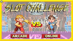 The Ultimate Slot BATTLE, ONLINE vs ARCADE. Who Will Win??