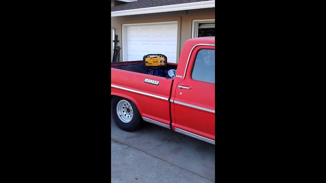 1967 f100 ford truck short bed for sale 7000 youtube. Black Bedroom Furniture Sets. Home Design Ideas